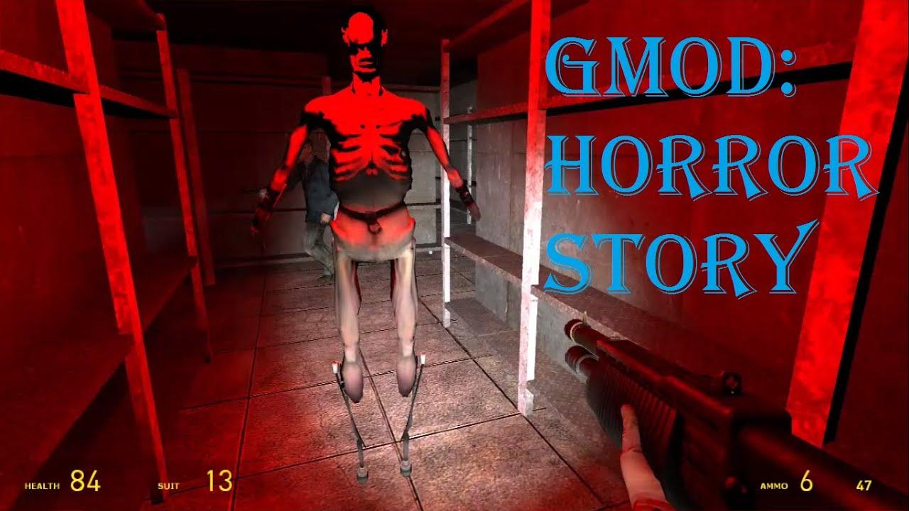 Gmod: Horror Story (Workshop Map)