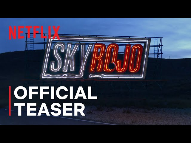Sky Rojo   Official Teaser   Netflix