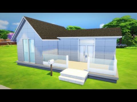 The Sims 4 | Reto: Una Casa en 10 Minutos