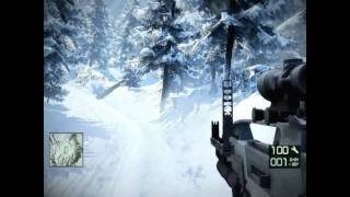 Battlefield Bad Company 2 PC single player The Chase HD gameplay