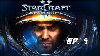 STARCRAFT 2 Wings of Liberty | EP9 Asalto y robo de un tren.