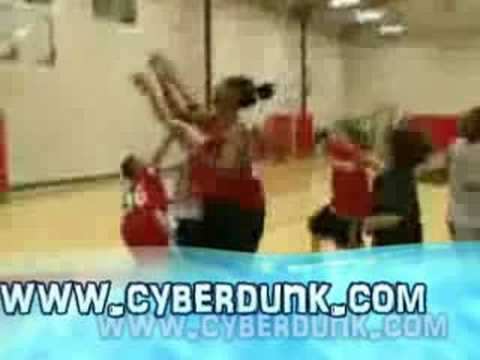 12yo female basketball player
