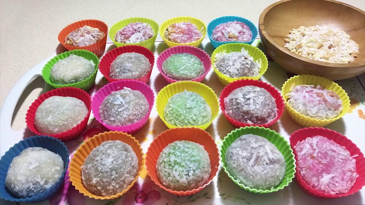 Cách làm Bánh Bao Chỉ Nhanh – Snowball Cake Instant Pot