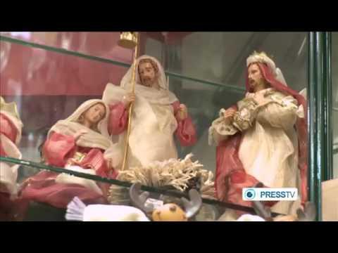 Christmas in Iran Merry Christmas