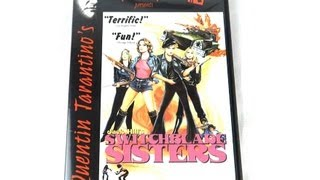 Switchblade Sisters - Jack Hill (1975) - US DVD (Quentin Tarantino