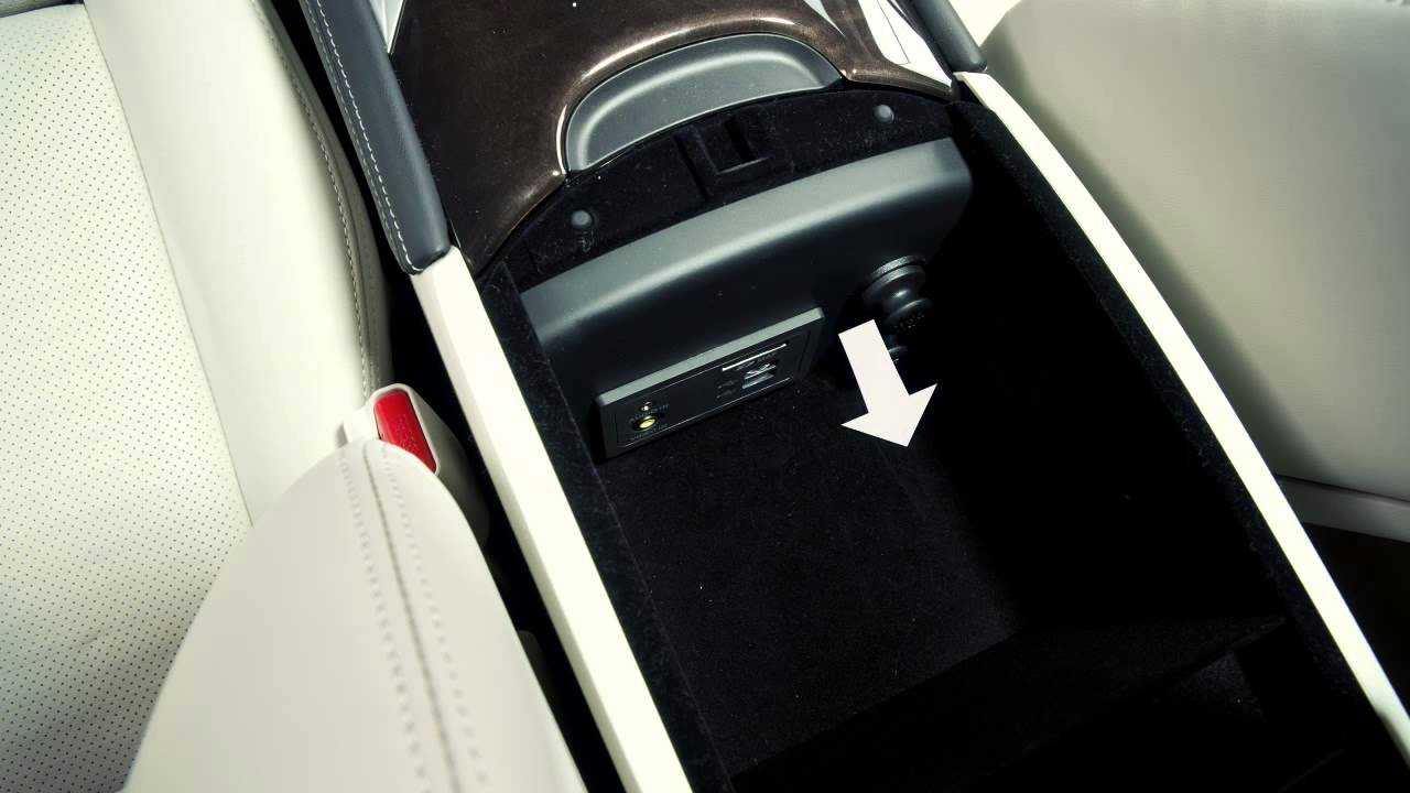 2014 Infiniti Q50  Power Outlets  YouTube