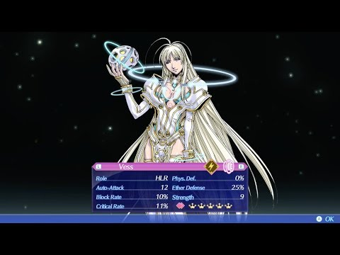 [Xenoblade Chronicles 2] How to get the rare Blade Vess (Tranquility Quest Guide)