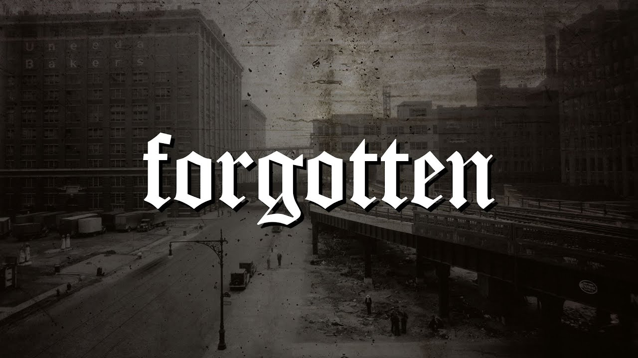 """Forgotten"" Old School Boom Bap Type Beat | Underground Hip Hop Rap Instrumental | Antidote Beats"