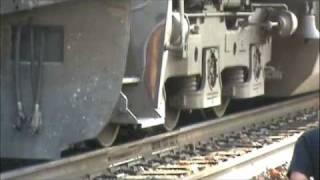 Permanente Local Train Derailment