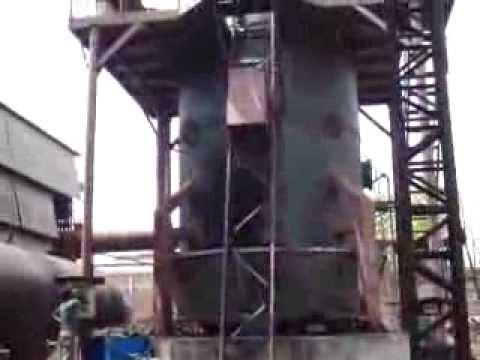 Case Coal Gasifier