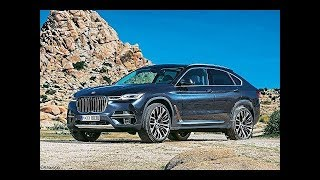 2018 BMW X8 SUV Vs Toyota unveils new FT AC SUV Engine 592bhp And 590lb ft 6.6-litre ll Must Watch