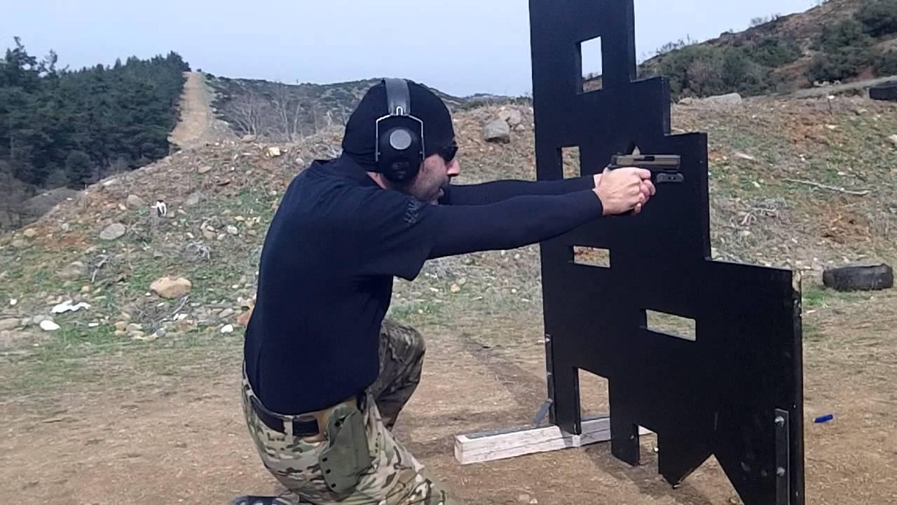 Barricade Shooting - YouTube
