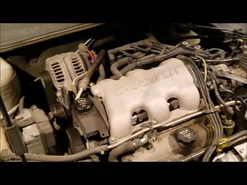 2004 Oldsmobile Spark Plug and Wire Change