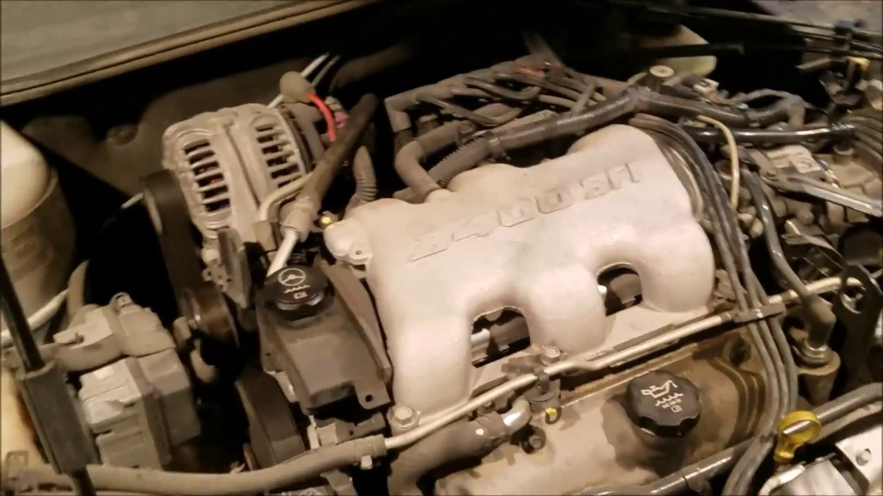 2004 oldsmobile spark plug and wire change youtube need a diagram for the spark plugs wires in a 2001 34 silhouette [ 1280 x 720 Pixel ]