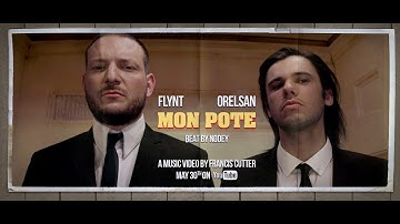 Flynt feat. Orelsan 'Mon pote' (Official video)
