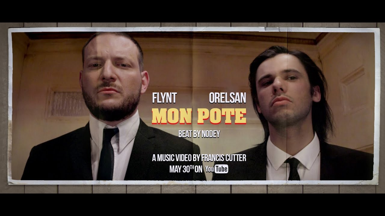 """Flynt feat. Orelsan """"Mon pote"""" (Official video)"""