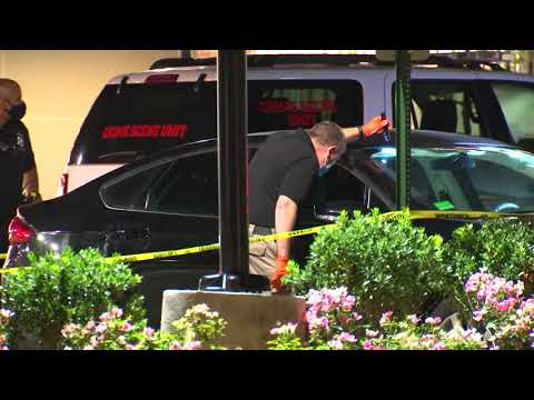 A man was shot in the parking lot of the Nyack Plaza apartment complex on Hudson Avenue around 8 p.m. Sunday, Aug 23.