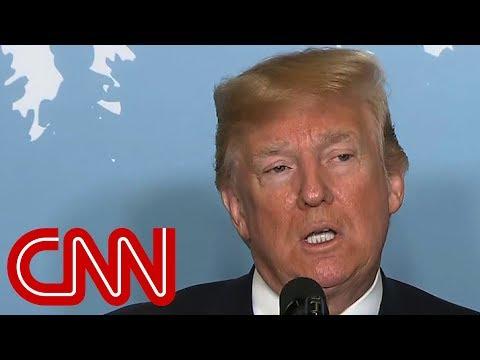 Trump speaks at G7 before heading to North Korea summit