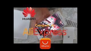 Unboxing Huawei G9/P9 Lite comprado en AliExpress