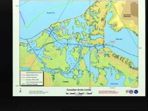 JMO Lecture | Cmdr. James Kraska: Law of the Sea and Maritim