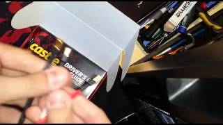 unboxing mamba monster 2 esc for e revo