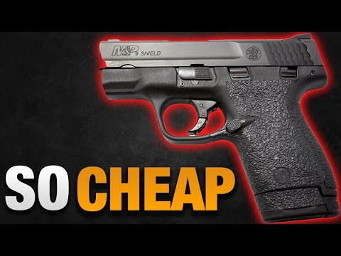 Why is the Smith & Wesson M&P Shield soo Cheap?