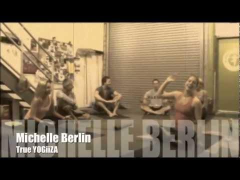 True YOGiiZA, Michelle Berlin, I Like Organic Cotton Yoga Clothes