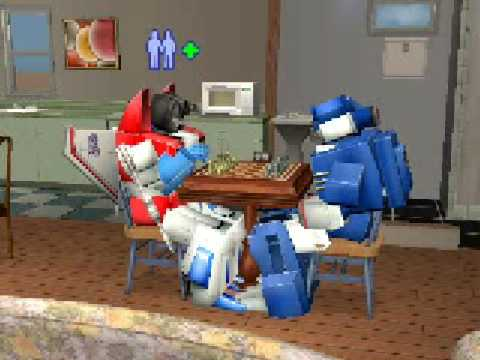 Transformers Chess