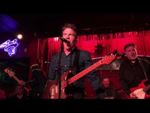 Austin by Moonlight  Dennis Quaid and the Sharks at The Continental Club, Jan. 27, 2017