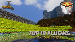 My Top 10 Bukkit/Spigot Plugins for 1.8.8 [2015]