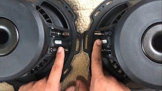 Subwoofers Doble Bobina ¿Como Conectarlos? ¿Son Mejores?   Clases de Amplificadores/ JMK