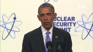 زعماء العالم يتعهدون بمنع وصول السلاح النووي للإرهابيين