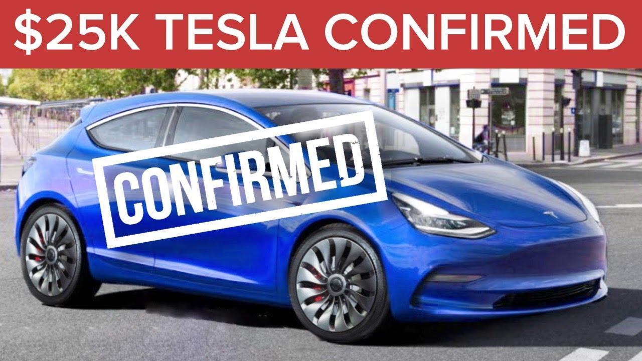 NEW 2021 Tesla Confirmed!
