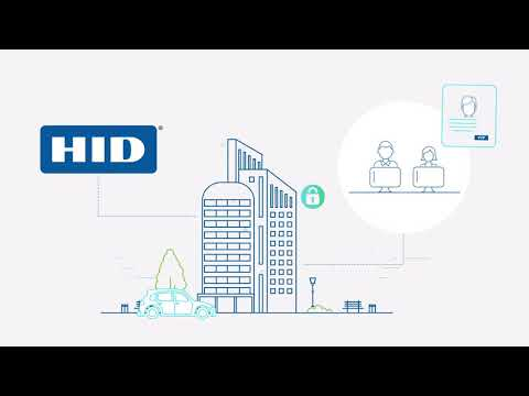 Achieve a More Secure, Efficient Organization with HID EasyLobby® SVM™