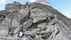 Wanderung vom Schwarzsee zur Hörnlihütte (Matterhorn Base Camp)
