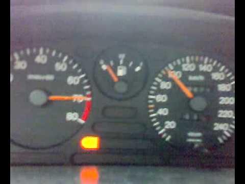 Peugeot MI16 1993 /155 CP  0-100 km/h ROMANIA