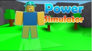 🔴NEW LIVE EVENT IN ROBLOX HAPPENING TODAY (Roblox Power Simulator) 🔴