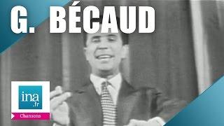 """Gilbert Bécaud """"Il Fait Des Bonds... Le Pierrot Qui Danse"""" (live officiel) - Archive INA"""