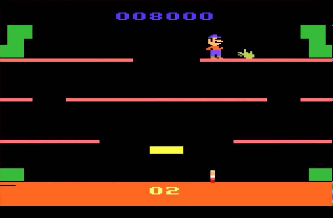 Juegos Random 18 Atari 2600 Recordando Clasicos Youtube