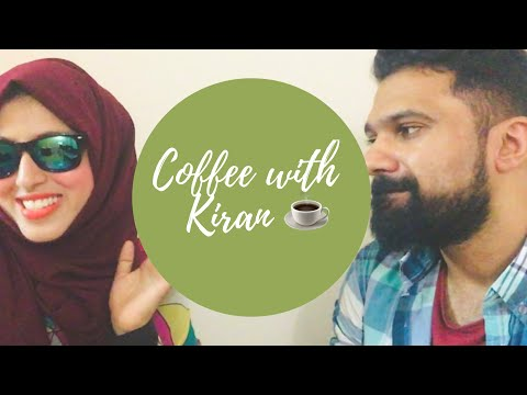 Coffee with Kiran!!😃#familycomedy