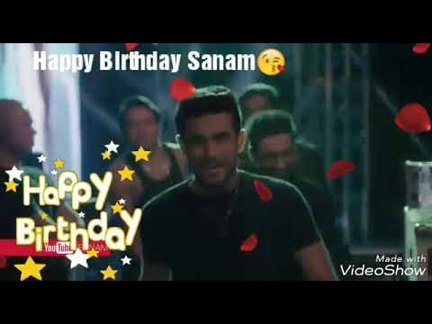 Happy Birthday SANAMPURI🎂🎉🎈Video Credit By Priyanka Das!!