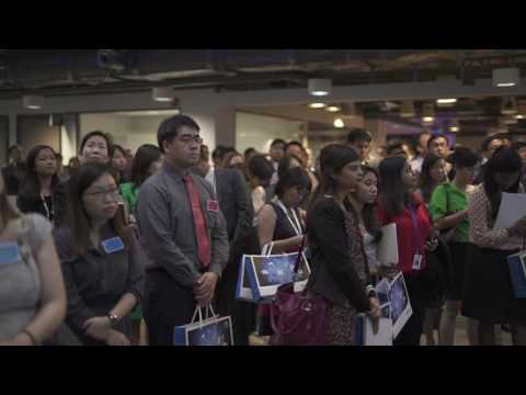 Highlights from the launch of the Philips APAC Center in Singapore