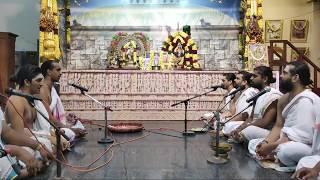 Kritika Mandala Veda Parayanam - 29.12.2018
