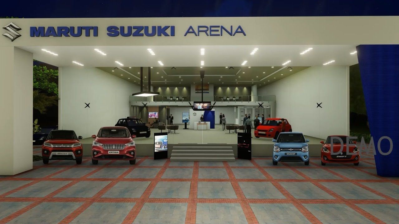 Maruti Virtual Customer Meetings - Mandovi Mangalore