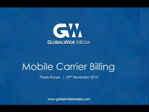 Mobile Carrier Billing