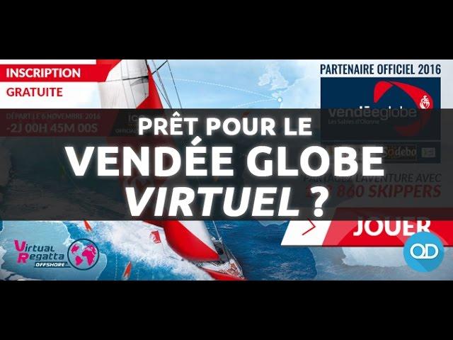 MARRE DE POKEMON GO ? Découvrez VIRTUAL REGATTA ! FR