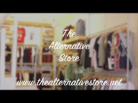 'The Alternative Store' - 'Come on in...' Streetwear in the UK