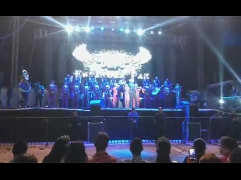 Espinoza paz en la feria de penjamo gto 2017