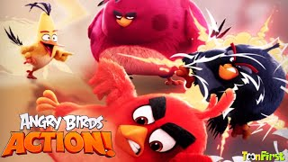 Angry Birds Movie Game Angry Birds Action!