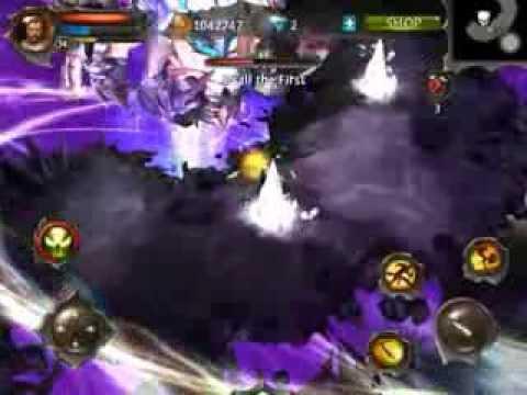 Dungeon Hunter 4 Final Boss